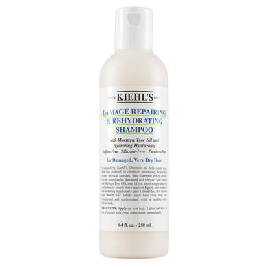 Damage Repairing & Rehydrating Shampoo