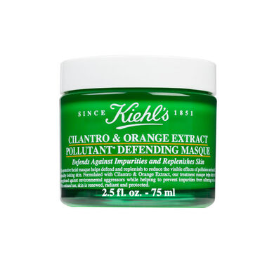 Cilantro & Orange Extract Pollutant Defending Masque