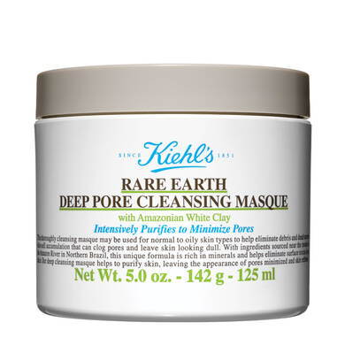 Masque Aloé Vera Rare Earth Pore Cleansing Masque