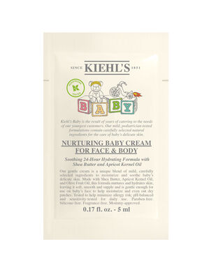 Nuturing Baby Cream for Face and Body Sample