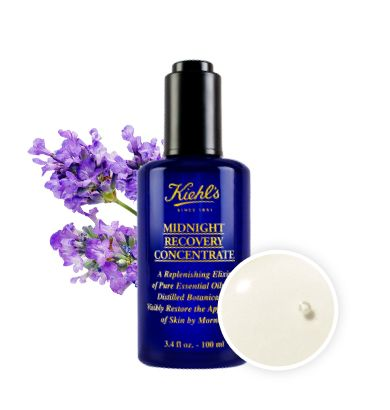Ingrédients Midnight Recovery Concentrate